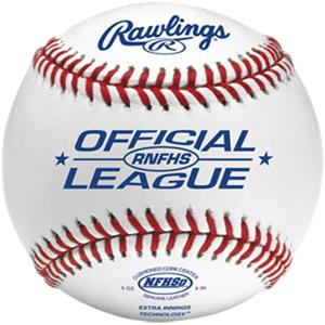 Rawlings High School Baseball NFHS Stamp RNFHS