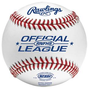 Rawlings High School Baseball NFHS Stamp RNFHS