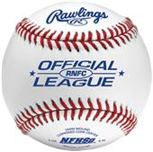 Rawlings High School Baseball NFHS Stamp RNFC
