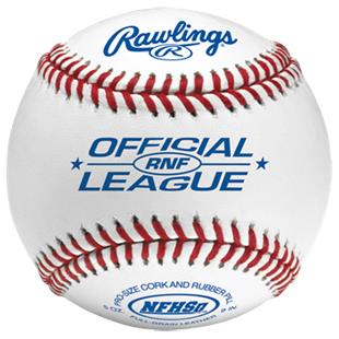 Rawlings High School Baseball NFHS Stamp RNF