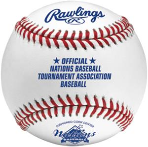 Official Nations Tournament Association Baseball