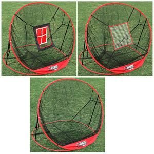 Rawlings 5-Tool 3-IN-1 Pop Up Net-Closeout