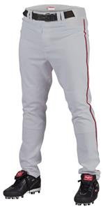 Rawlings Baseball Semi-Relaxed Fit Pipe Pants
