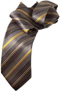 Edwards Mens Stripe Polyester Tie