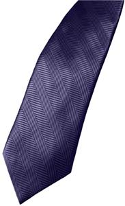 Edwards Mens Herringbone Polyester Tie