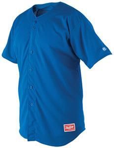 Rawlings Pindot Mesh Baseball Jerseys RBJ167