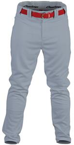 Rawlings Baseball/Softball Unhem Straight-Fit Pant