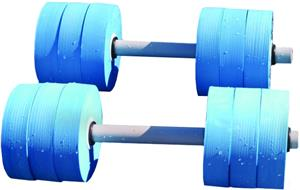 Sprint Aquatics Adjustable Barbells