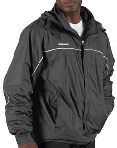 Rawlings Adult Waterproof Jacket with Hood WPJH
