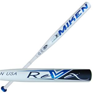 Miken Rev EX -9 Fastpitch Bat USSSA Certified