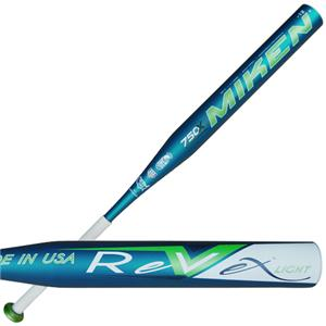 Miken Rev EX -12 Fastpitch Bat USSSA Certified