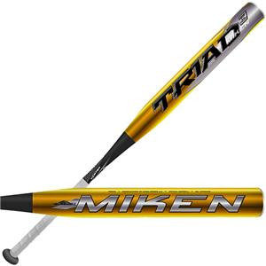 Miken Triad(3) Maxload USSSA Slowpitch Bat STRIMU