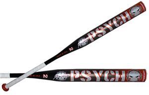 Miken Psycho Supermax USSSA Slowpitch Bat SPIZMU