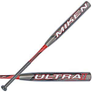 Miken Ultra II Balanced SSUSA Slowpitch Bat SPU2S