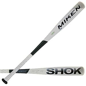 Miken RZR Shok Adult -3 BBCOR Baseball Bat ABSHK3