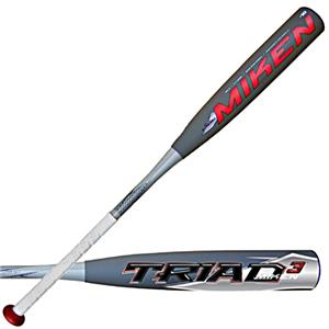 Miken Triad(3) Senior League -10 Baseball Bat