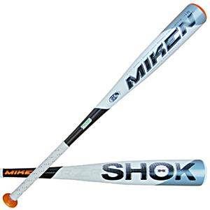 Miken RZR Shok Senior League -10 Baseball Bat
