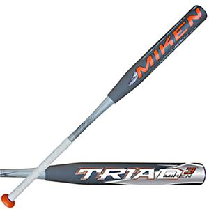 Miken Triad(3) Youth -10 2 PC Baseball Bat YTRI10