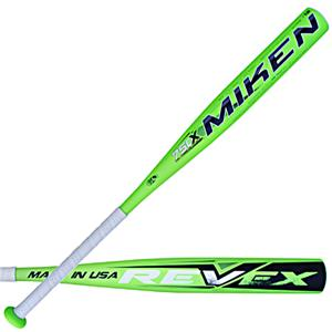 Miken Rev-EX Youth -12 Baseball Bat YREV12