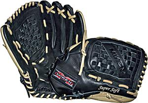 "Miken Super Soft Slowpitch 14"" Softball Glove"