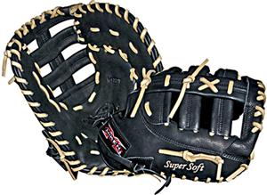 "Miken Super Soft 1st Base 13.5"" Fastpitch Glove"