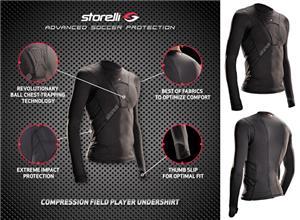 Storelli BodyShield Field Soccer Player Shirts