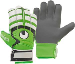 Uhlsport Cerberus Starter Graphit Soccer Gloves