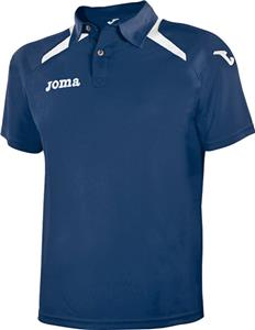 Joma Champion II Short Sleeve Polyester Polo