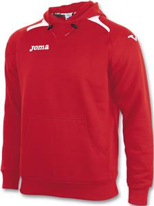 Joma Champion II Fleece Pullover Sweatshirt Hoodie