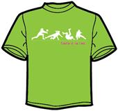 Tandem Sport Evolution of Libero Volleyball TShirt