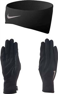 NIKE Dri-Fit Women&#39;s Running Headband/Glove Set