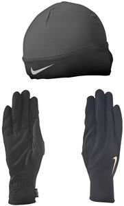 NIKE Dri-Fit Women&#39;s Running Beanie/Glove Set