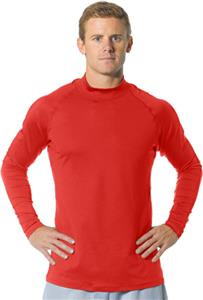 A4 Cold Weather Gear Long Sleeve Mock Turtle CO