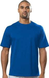 A4 Fusion Cotton Short Sleeve Crew T-Shirt