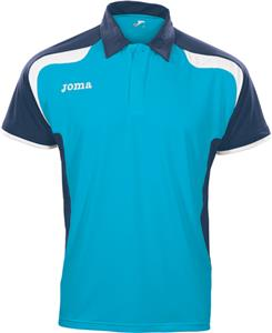 Joma Open Man Polyester Short Sleeve Polo