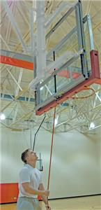 Bison Basketball ZipCrank Goal Height Adjusters