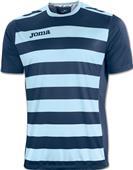 Joma Europa II Short Sleeve Crew Soccer Jersey