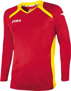 Joma Champion II Long Sleeve Soccer Jersey