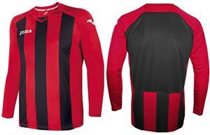 Joma PISA 12 Long Sleeve Soccer Jersey