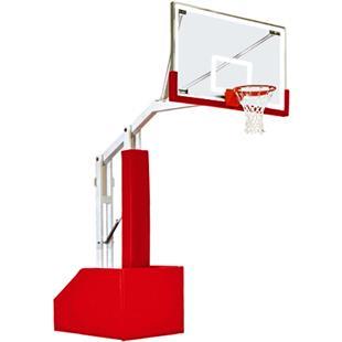 Bison T-Rex 54 SR Club Portable Basketball Systems