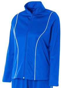 A4 Women's Full-Zip Warm-Up Jacket