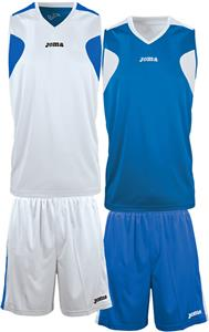 Joma Basket Reverse Basketball Jersey &amp; Shorts SET