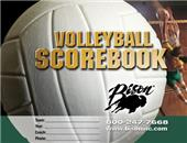 Bison Volleyball Team Scorebook