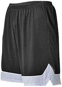 A4 Color Block Performance Basketball Shorts