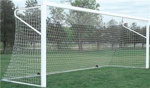 Bison Fold & Store Portable ShootOut Soccer Goals