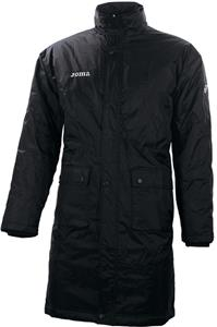 Joma Waterproof Staff Bench Long Jacket
