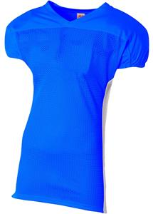 A4 Titan 4-Way Stretch Football Jersey - CO