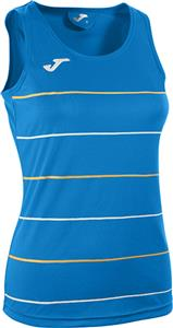 Joma Womens Campus Sleeveless Polyester Shirt