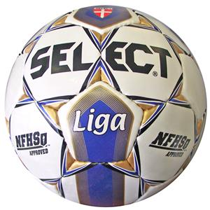 Select Liga NFHS/NCAA Soccer Ball-Closeout