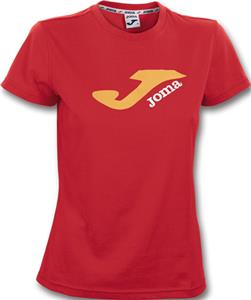 Joma Womens Campus Short Sleeve T-Shirt